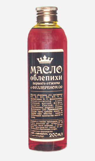 облепиховое масло с фуллереном FVF